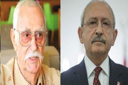 CHP Lideri Kılıçdaroğlu, Eşref Kolçak için baş sağlığı mesajı yayımladı