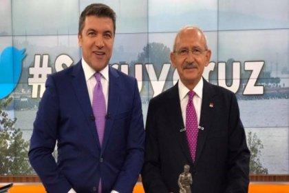 CHP Lideri Kılıçdaroğlu, FOX TV'de İsmail Küçükkaya'ya konuk oluyor