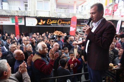 CHP Mersin Büyükşehir adayı Seçer: Gönüllerin ittifakını, aklın ittifakını sandıkta kuracağız