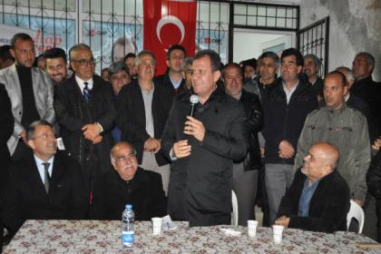 CHP Mersin Büyükşehir adayı Seçer'den su fiyatlarında indirim sözü