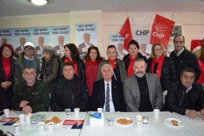 CHP Şişli adayı Muammer Keskin: Şişli'nin kaynaklarını çarçur edenlerden hesap soracağım