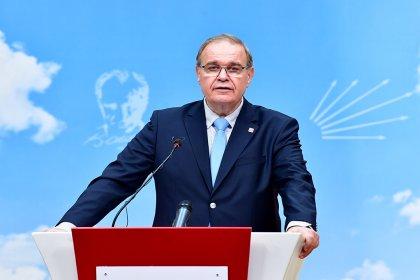 CHP Sözcüsü Faik Öztrak: Erdoğan'ın kendisine oy vermeyen herkese hain, terörist demesini kabul edemeyiz, orada duracak, haddini bilecek