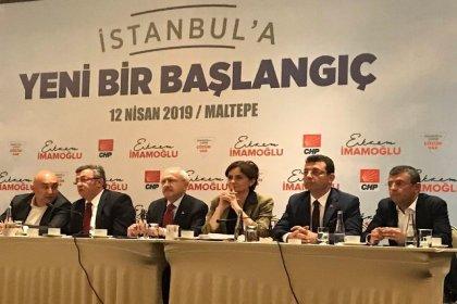 CHP, TBMM Grubu İstişare Toplantısı'nda İstanbul'daki seçim sürecini değerlendiriyor