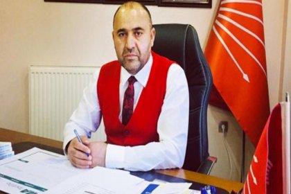 CHP Tunceli İl Başkanı Yılmaz Çelik istifa etti