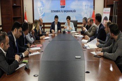 CHP ve İYİ Parti il başkanlarından İstanbul seçimleri için ortak karar