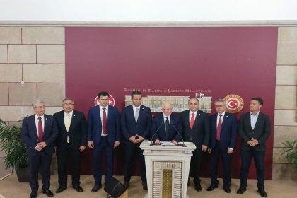 CHP'den ''Cumhurbaşkanlığı Kararnamelerini İzleme ve İnceleme Komisyonu'' kurulması için kanun teklifi