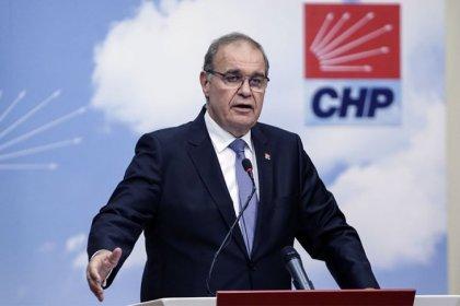 CHP'den 'Cumhurbaşkanlığımı ortaya koyuyorum' diyen Erdoğan'a yanıt: Onu tank palet fabrikasına sakla