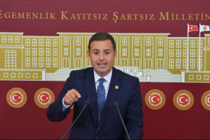 CHP'li Akın: Doğalgazda ek fatura soygundur
