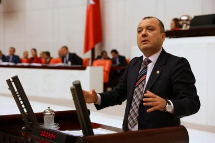 CHP'li Aygun'dan Hayrabolu Yolu'na 2019'da da ödenek verilmemesine tepki: Yazıktır, günahtır!
