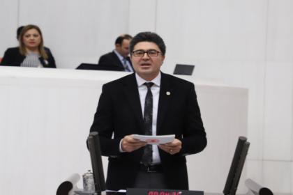 CHP'li Aytekin'den 'Balıkesir'de sağlık alanında yaşanan sorunlar araştırılsın' teklifi