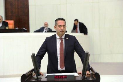 CHP'li Başarır'dan İzlanda-Türkiye maçının Mersin'de oynanması için Bakan Kasapoğlu'na çağrı
