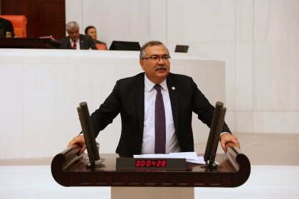 CHP'li Bülbül'den referandum teklifi