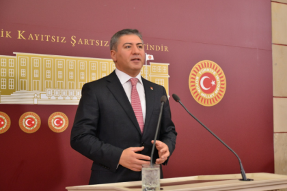 CHP'li Emir, sağlık çalışanlarının sorunlarını Meclis'e taşıdı