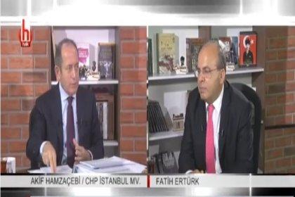 CHP'li Hamzaçebi: Türkiye en kırılgan 5 ekonominin içindedir, en kırılganı da Türkiye'dir