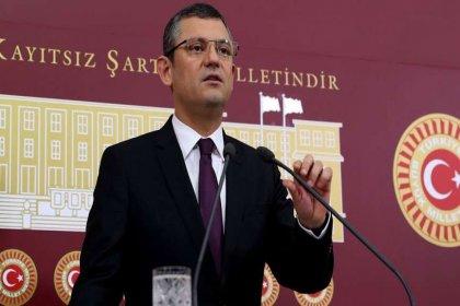 CHP'li Özel: Akkuzulu'da gazı sıkıştıran Erdoğan ve Bahçeli'nin dilidir