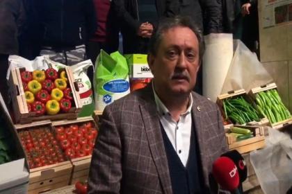 CHP'li Özer'den hükümete çağrı: Seracılar için de tanzim satış mağazası kurun