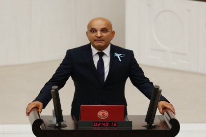 CHP'li Polat: Taş ocakları kapitalist köstebeklerin yuvasıdır