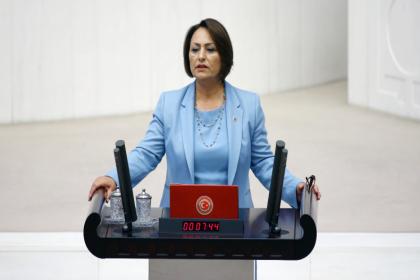 CHP'li Şevkin, kanser hastalarının sorunlarını Meclis'e taşıdı: 'Ömür boyu cihaz kullanan hastalardan fark ücreti alınmasın'