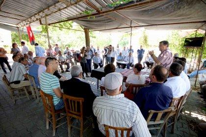 CHP'li Sındır'dan 'elektrikli traktör' çıkışı