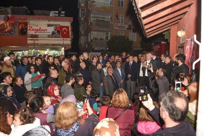 CHP'nin Adana adayı Zeydan Karalar: Ayrımcılık yapmadan tüm yurttaşlarımıza hizmet götüreceğiz