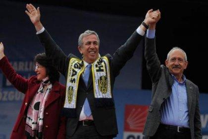 CHP'nin Ankara Büyükşehir adayı Mansur Yavaş'ın seçim sloganı belli oldu