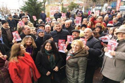 CHP'nin Beyoğlu adayı Alper Taş: Halk bizden memnun kalmazsa başkanlığı 2 yılda bırakacağız