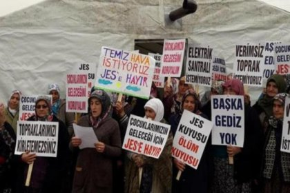 CHP'nin girişimleriyle Hacıbektaşlı'daki JES faaliyeti durdu