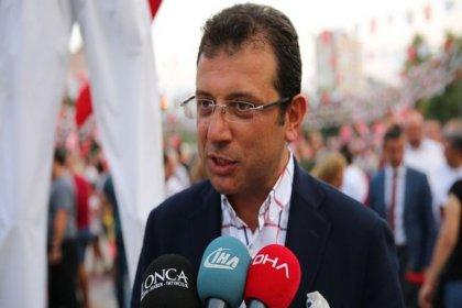 CHP'nin İstanbul adayı Ekrem İmamoğlu: 31 Mart'ta bir devrim olabilir