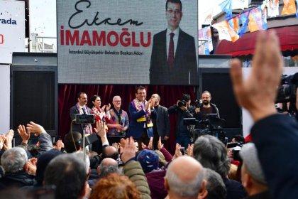 CHP'nin İstanbul Adayı Ekrem İmamoğlu: Kafalar biraz karışık, karşılarında İstanbulludan başka muhatap görmeyen bir aday var