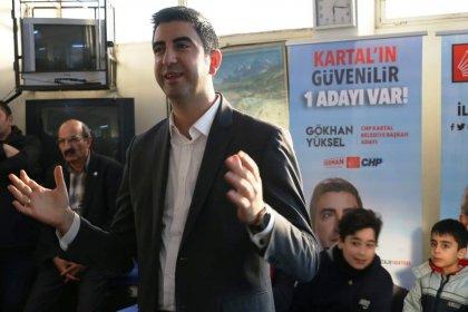CHP'nin Kartal adayı Yüksel: Anadolu Yakası Kartal'la nefes alacak