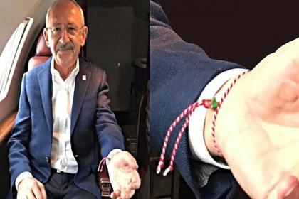 CHP'nin Kırklareli adayı Mehmet Tuna Soykan'ın eşi Semra Soykan'dan Kılıçdaroğlu'na anlamlı hediye