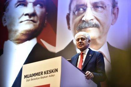 CHP'nin Şişli adayı Muammer Keskin, projelerini anlattı: 'Her meseleye ortak akılla yaklaşacağız'