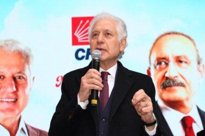 CHP'nin Şişli Belediye Başkan adayı Muammer Keskin, halkla buluşmaya devam ediyor