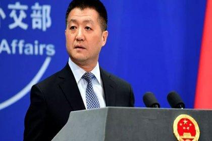 Çin: 'ABD'nin girişimi iki yüzlü ve asılsız'