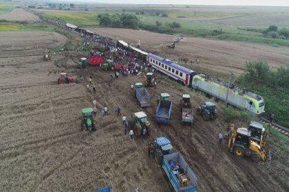 Çorlu tren faciasındaki ihmaller Bakanlığın raporunda da gizlenemedi!