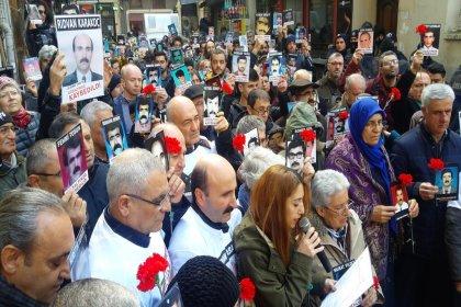 Cumartesi Anneleri 725. haftasında Rıdvan Karakoç için adalet istedi