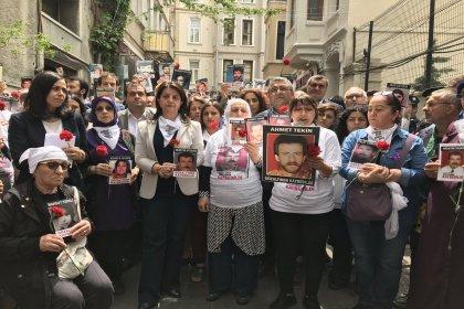 Cumartesi Anneleri 738. haftasında: 'Hakikat ve adalet mücadelemizden vazgeçmeyeceğiz'