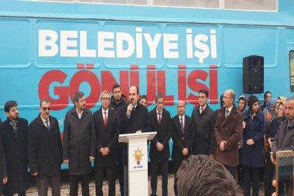 Cumhur İttifakı'nın 24 Haziran'da yüzde 82 oy aldığı ilçede AKP'li adayları yuhalayıp, konuşturmadılar