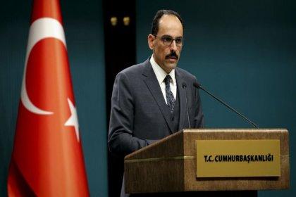 """Cumhurbaşkanlığı Sözcüsü Kalın: """"Terör örgütleriyle mücadeleye, bütün mağdur ve mazlumların yanında olmaya devam edeceğiz"""""""