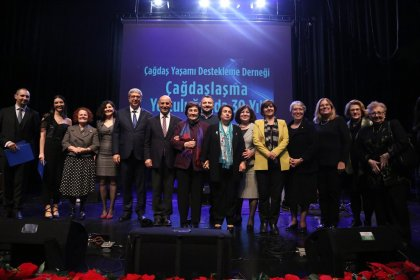 ÇYDD, 30. yılını kutladı