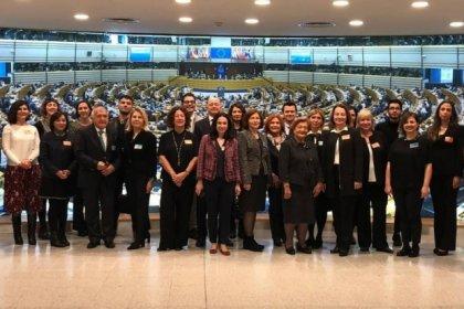 ÇYDD, 'Civil Society Faces of Turkey' etkinliğine katıldı