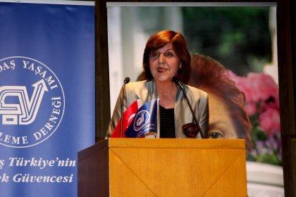 ÇYDD Genel Başkan Yardımcısı Kaya, ''Anadolu'da Bir Kızım Var, Öğretmen Olacak'' projesini anlattı