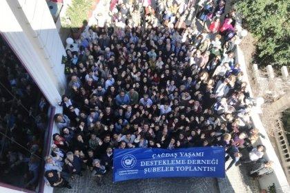 ÇYDD'nin 21. Şubeler Toplantısı Antalya'da gerçekleşti