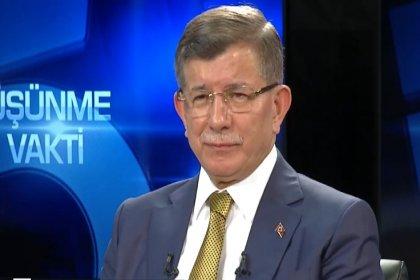 Davutoğlu: AKP'den benim tarihimi silmeye çalıştılar