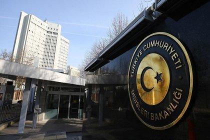 Dışişleri Bakanlığı'ndan ABD'nin basın özgürlüğü açıklamasına tepki