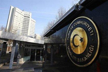 Dışişleri Bakanlığı'ndan ABD'nin insan hakları raporuna tepki