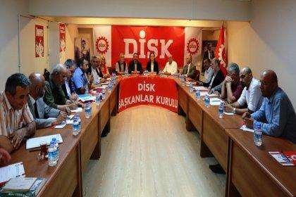 DİSK, 15 Haziran'da Kartal'da miting düzenleyecek: 'Hak, hukuk, adalet işçilerle gelecek'