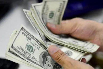 Dolar güne 5.73 liradan işlem görüyor