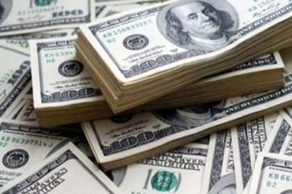 Dolar haftaya 5.45, euro 6.18 liradan başladı