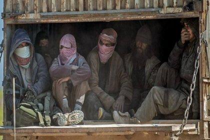 DSG: 5 binden fazla yabancı IŞİD militanı ele geçirdik, ülkeler vatandaşlarını alsın